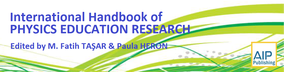 HRPE - Handbook of Research on Physics Education